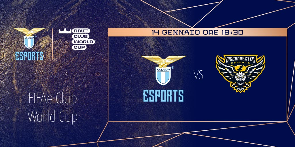 Lazio vs Disconnected Esports