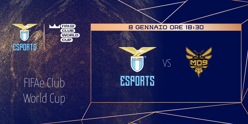Lazio vs MD9 eSports